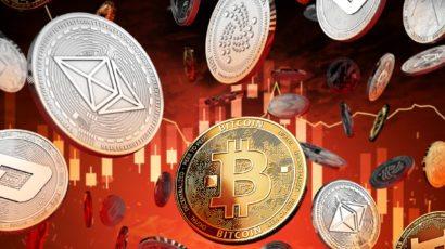 Top 25 Cryptocurrencies By Market Cap